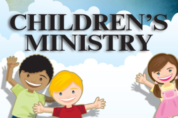 Children's Ministry Image